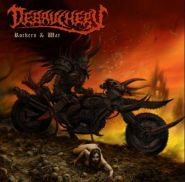 DEBAUCHERY - Rockers and War  CD 2009
