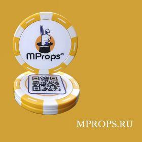 GIFT Фишка покерная by MProps.ru