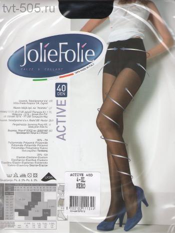 Колготки JolieFolie Active 40den Италия