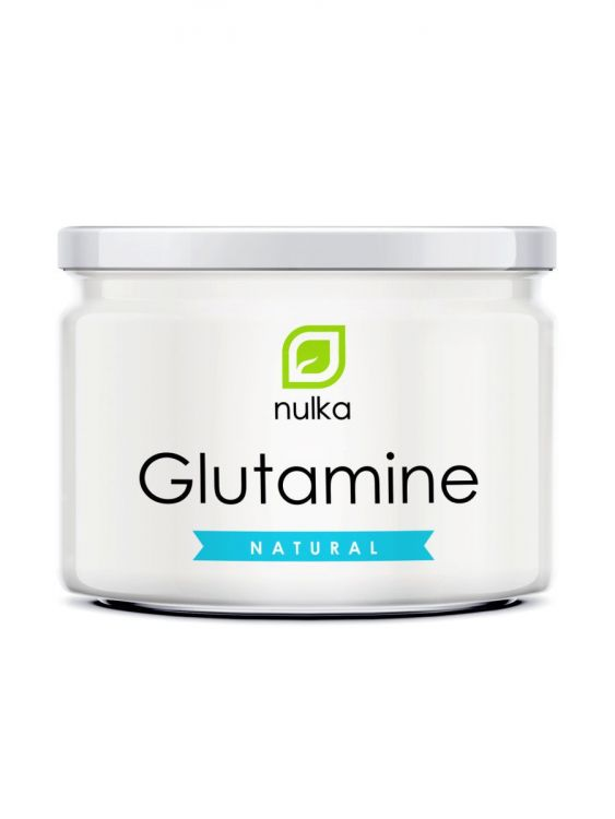 Glutamine от Nulka 180 г (36 порций).