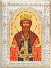 Икона Вячеслав Чешский (18х24см)