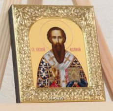 Василий Великий (9х10,5см)