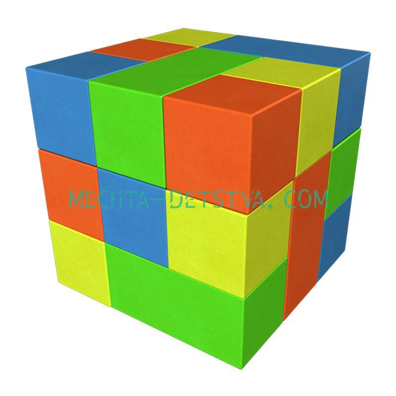Кубик-Рубика мини Romana ДМФ-МК-13.90.29