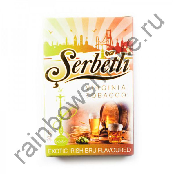 Serbetli 50 гр - Exotic Irish Bru (Ирландский эль)