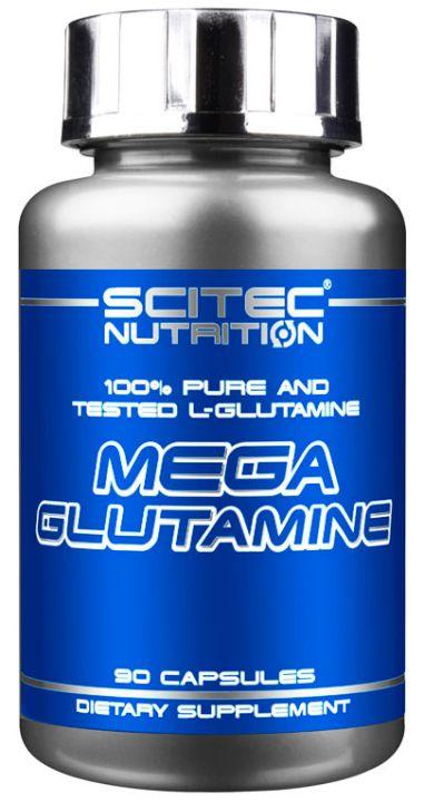 Scitec Nutrition - Mega Glutamine 90 капс
