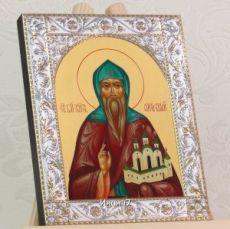 Икона Олег Брянский (14х18см)
