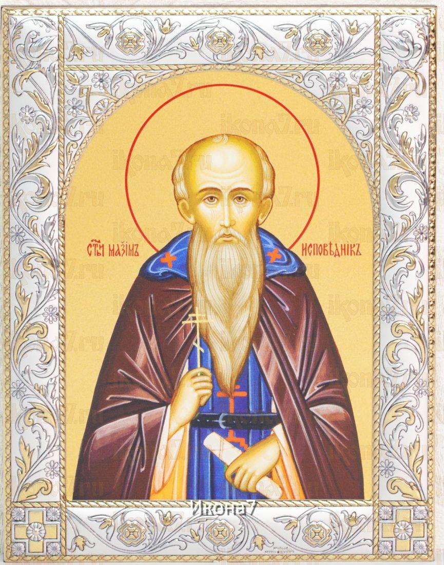 Максим Исповедник (14х18см)