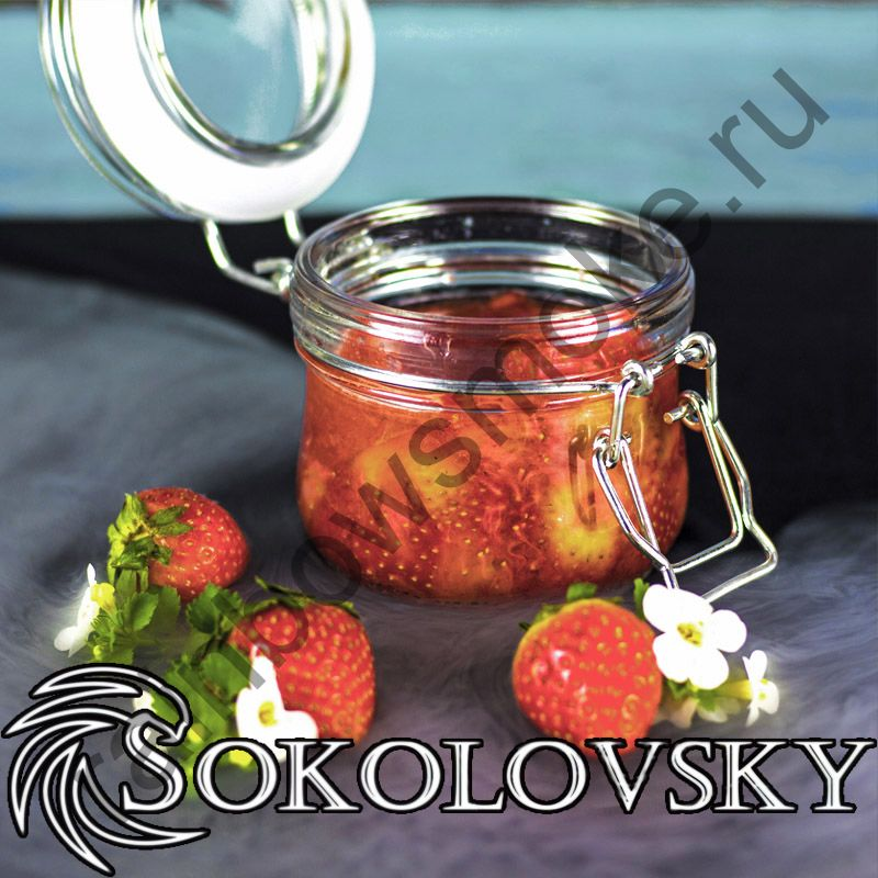 Sokolovsky G-LUCK 100 гр - Клубничное наслаждение