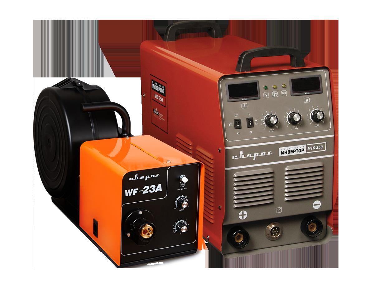 Сварочный полуавтомат MIG 350 (J1601)