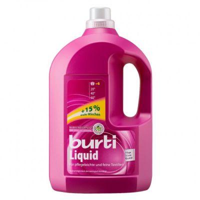 Гель для стирки Burti Liquid для цветного и тонкого белья