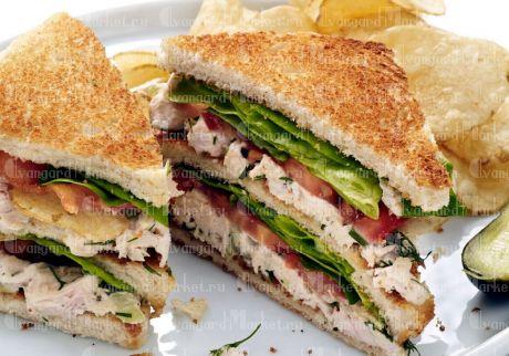 Чикен-сэндвич