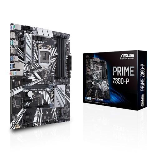Материнская плата Asus Prime Z390-P Socket 1151