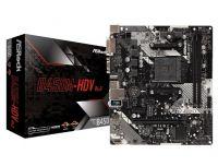 Материнская плата ASRock B450M-HDV R4.0 Socket AM4