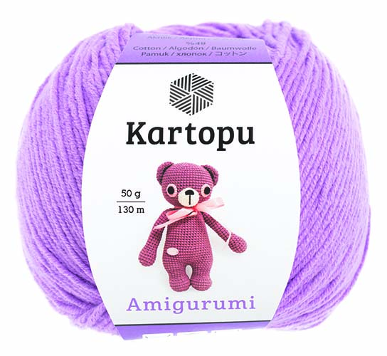 AMIGURUMI Цвет № K1079