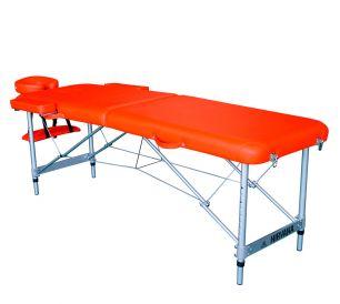 Массажный стол DFC Nirvana Elegant Optima оранжевый (Orange)