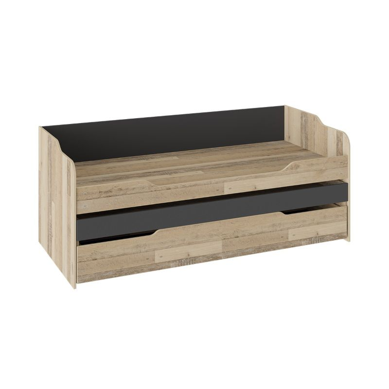 Кровать «Кристофер» комбинированная