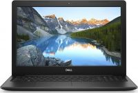 "Ноутбук Dell Inspiron 3593 (I3554S2NDL-75B); 15.6"" FullHD (1920x1080) TN LED матовый / Intel Core i5-1035G1 (1.0 - 3.6 ГГц) / RAM 4 ГБ / SSD 256 ГБ / nVidia GeForce MX230, 2 ГБ / нет ОП / LAN / Wi-Fi / BT / веб-камера / Linux / 2.2 кг / черный"