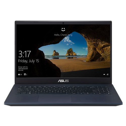 "Ноутбук Asus X571GT-BN441 (90NB0NL1-M07210); 15.6"" FullHD (1920x1080) IPS LED матовый / Intel Core i7-9750H (2.6 - 4.5 ГГц) / RAM 16 ГБ / HDD 1 ТБ + SSD 256 ГБ / nVidia GeForce GTX1650, 4 ГБ / без ОП / Wi-Fi / BT / веб-камера / LAN / Without OS / 2.1"