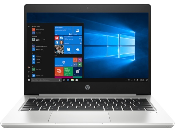 "Ноутбук HP ProBook 430 G7 (6YX16AV_V6); 13.3"" FullHD (1920x1080) IPS LED глянцевый антибликовый / Intel Core i7-10510U (1.8 - 4.9 ГГц) / RAM 8 ГБ / SSD 512 ГБ / Intel UHD Graphics 620 / без ОП / LAN / Wi-Fi / BT / веб-камера / DOS / 1.49 кг / серебри"
