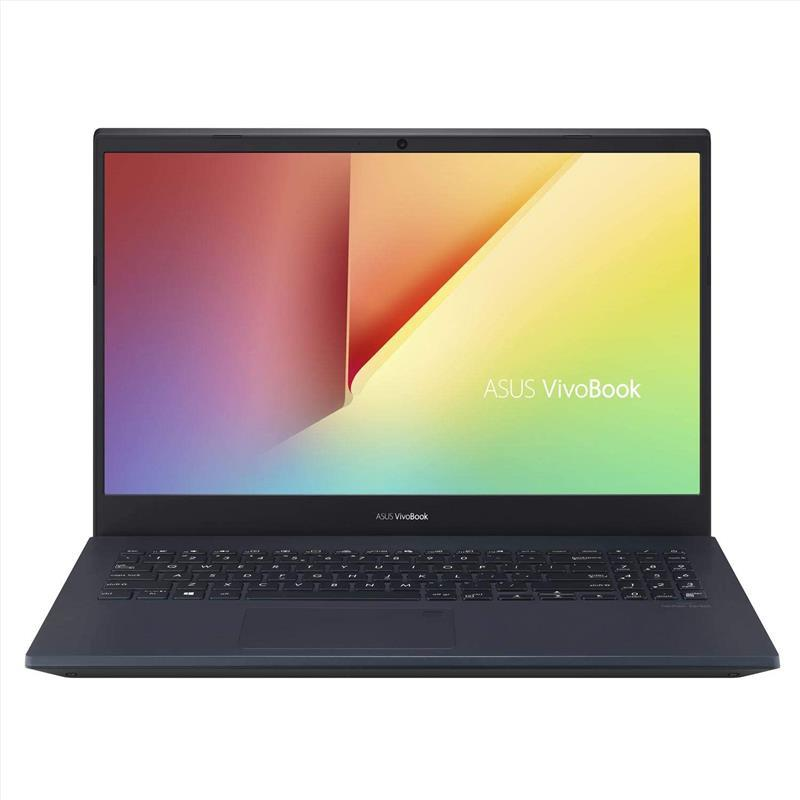 "Ноутбук Asus X571LH-BQ080 (90NB0QJ1-M03360); 15.6"" FullHD (1920x1080) IPS LED матовый / Intel Core i7-10750H (2.6 - 5.0 ГГц) / RAM 16 ГБ / HDD 1 ТБ + SSD 256 ГБ / nVidia GeForce GTX1650, 4 ГБ / без ОП / Wi-Fi / BT / веб-камера / LAN / Endless OS / 2."