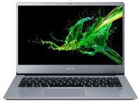 "Ноутбук Acer Swift 3 SF314-58G (NX.HPKEU.00A); 14"" FullHD (1920x1080) IPS LED глянцевый / Intel Core i3-10110U (2.1 - 4.1 ГГц) / RAM 8 ГБ / SSD 256 ГБ / nVidia GeForce MX250, 2 ГБ / без ОП / Wi-Fi / BT / веб-камера / Endless OS / 1.6 кг / серебристый"