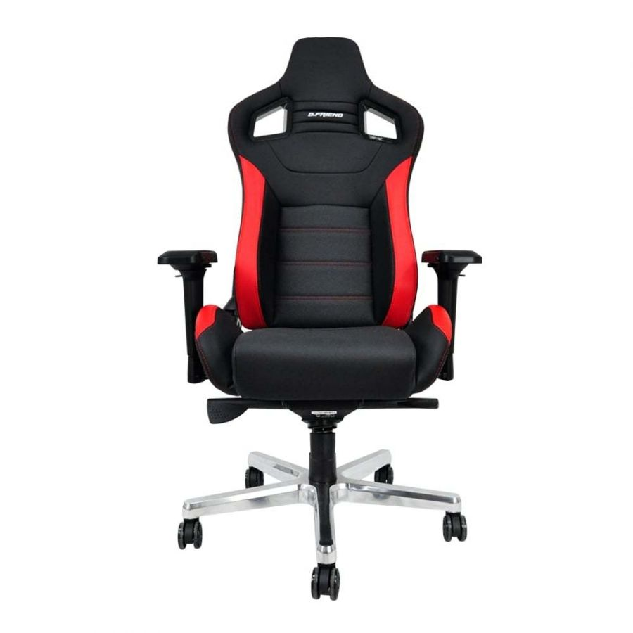 Кресло для геймеров B.Friend GC07 Black-Red