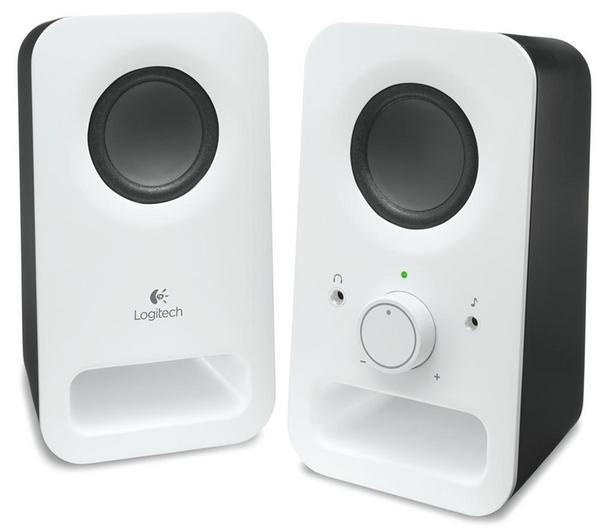 Акустическая система Logitech Z150 Snow White (980-000815)