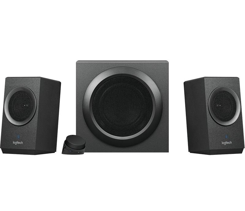 Акустическая система Logitech Z337 Black (980-001261)