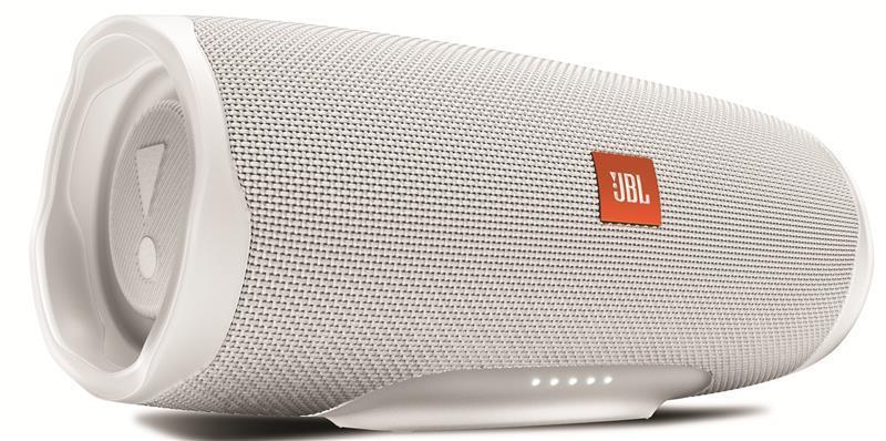 Акустическая система JBL Charge 4 White (JBLCHARGE4WHT)