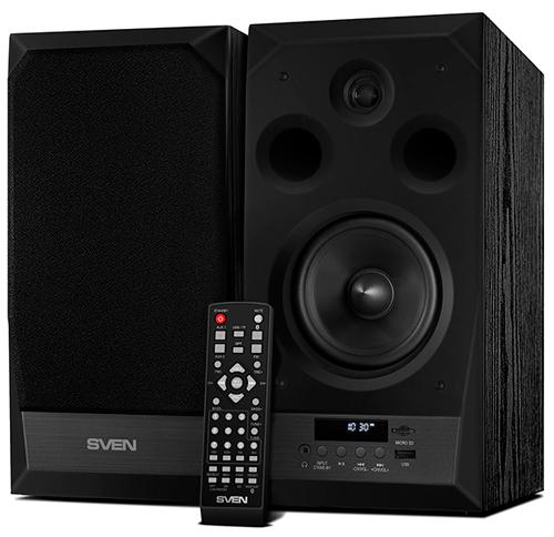 Акустическая система Sven 2.0 MC-20 Black