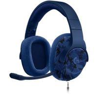 Гарнитура Logitech G433 Blue Camo (981-000688)