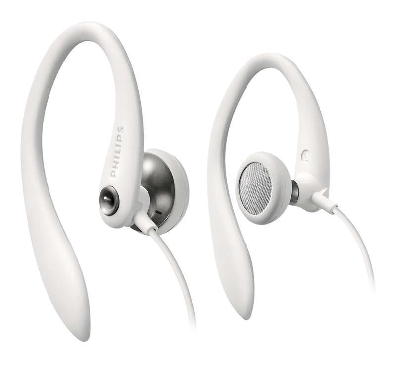 Наушники Philips SHS3300WT/10 White