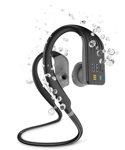 Bluetooth гарнитура JBL Endurance Dive Black (JBLENDURDIVEBLK)