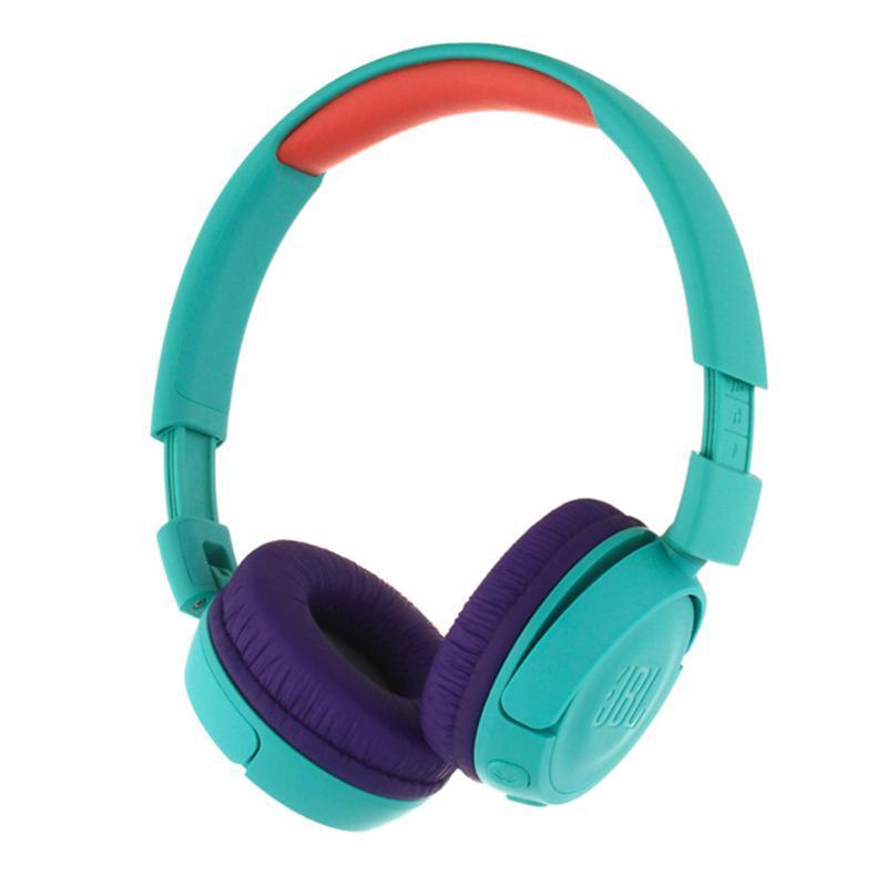 Bluetooth-гарнитура JBL JR300BT Teal (JBLJR300BTTEL)