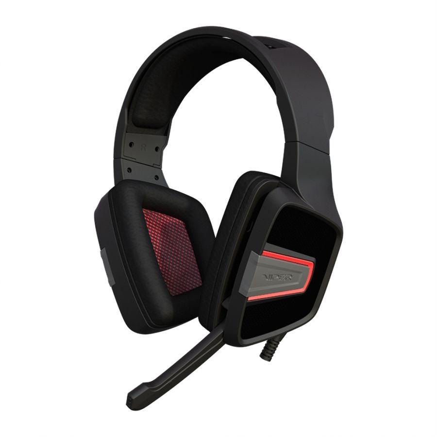 Гарнитура Patriot Viper V330 Stereo Gaming Headset Black (PV3302JMK)
