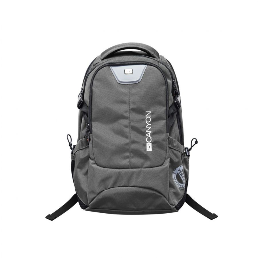 Рюкзак для ноутбука Canyon CND-TBP5B7 Dark Grey