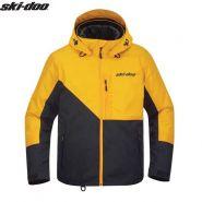 Куртка Ski-Doo Mcode, Желтая мод. 2021