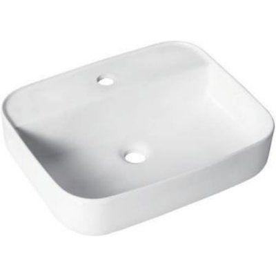Раковина для ванной белая к столешнице GT405