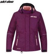 Куртка женская Ski-Doo Absolute 0, Фиолетовая мод. 2021