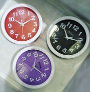 Часы настенные 20*20см круглые малые