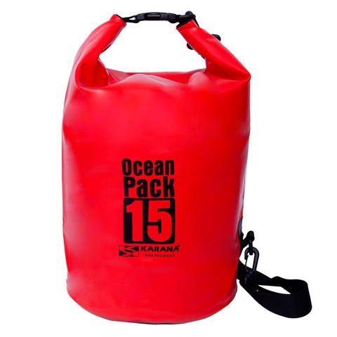Водонепроницаемая сумка-мешок Ocean Pack, 15 L