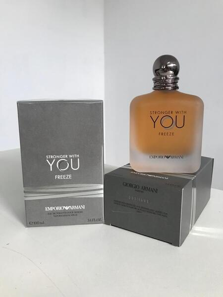 Giorgio Armani Emporio Stronger With You Freeze 100 мл A-Plus