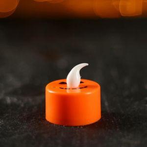 Свеча светодиодная «Хэллоуин», виды МИКС