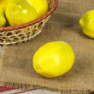 Искусственный лимон