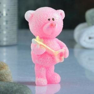 """Фигурное мыло """"Мишка с ключиком"""" 50гр 5247599"""