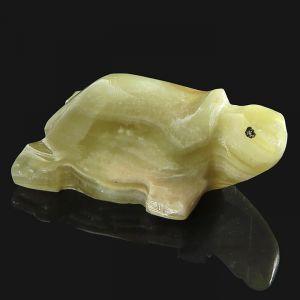 Сувенир «Черепаха», 5 см, оникс 1590335