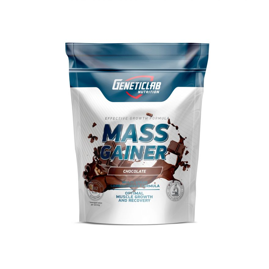 Гейнер GeneticLab MASS GAINER 1кг (NEW)