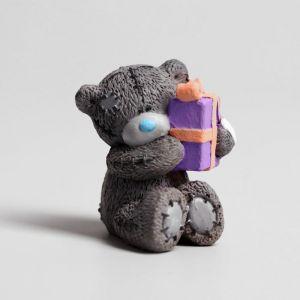 """Сувенир полистоун """"Медвежонок Me to you с подарком"""" 5 см х 3,5 см х 4 см    4518165"""