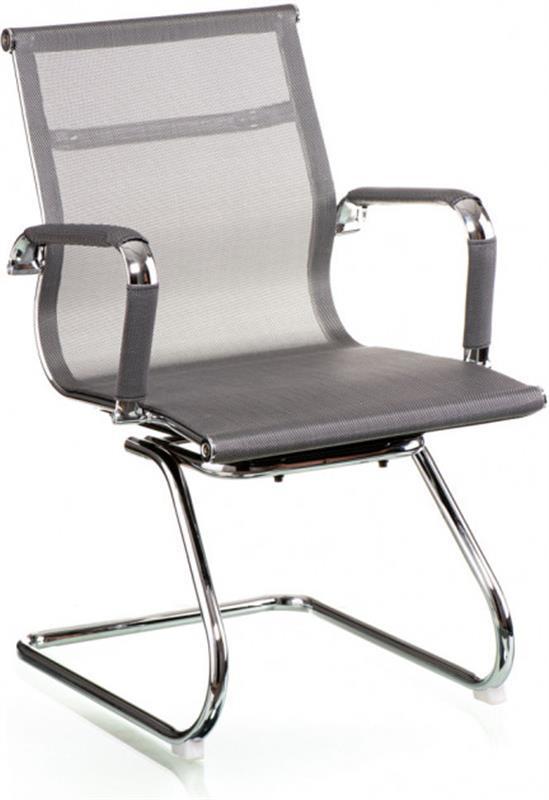Кресло офисное Special4You Solano Office Mesh Grey (E6040)