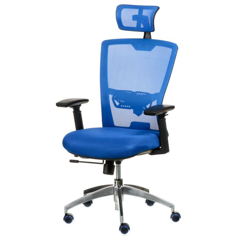 Кресло офисное Special4You Dawn Blue (E6118)